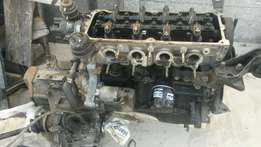 Mazda B3 motor and gearbox 1.6