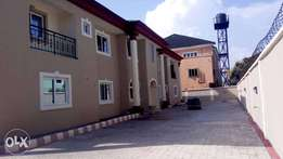 Newly built 3bedroom flat with bq for rent in Lekki phase1
