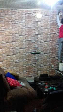 Sales and Installation of Durable and Long Lasting Wallpaper Oredo/Benin-City - image 2