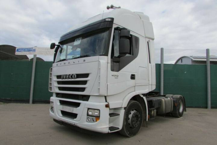 Iveco AS440S45 T/P - Stralis 450- EEV-INTARDER - 2011