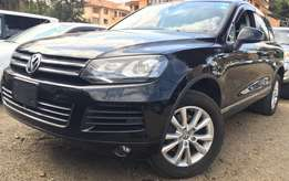 VW Toureg 2010