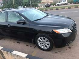 Xle 2008 Toyota Camry fairly nd neatly used