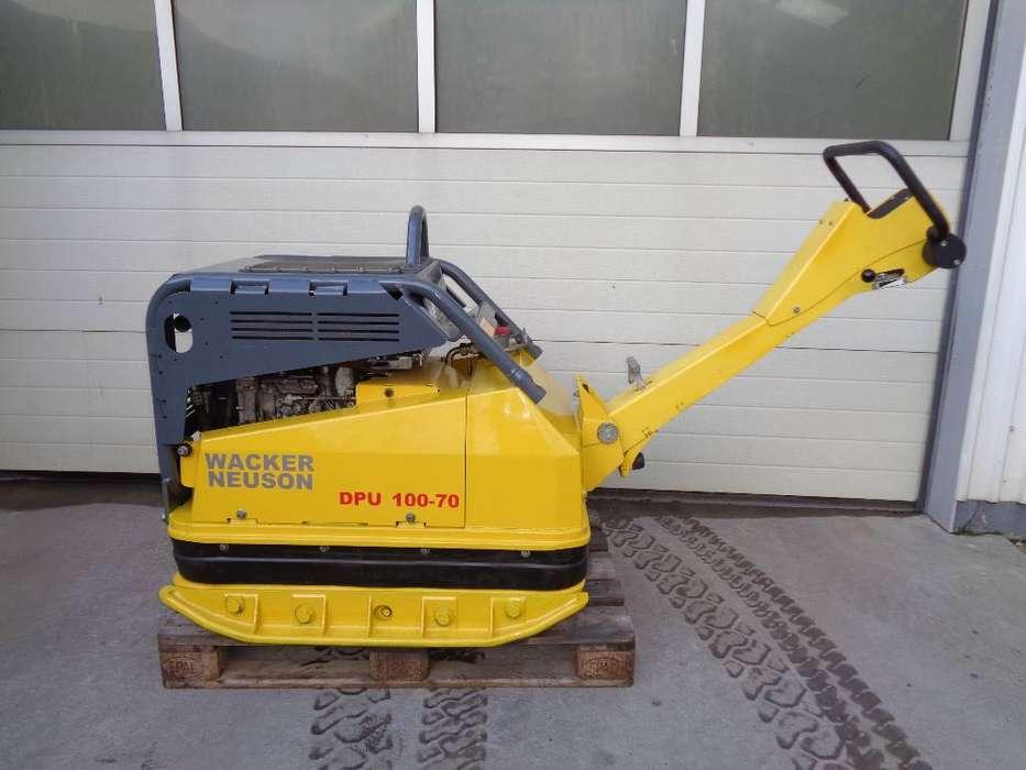 Wacker Neuson Dpu100-70les - 2012