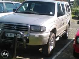 Mazda Drifter 2.6 double cab for sale