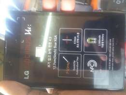New LG optimus vu