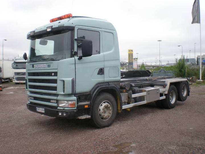 Scania R 144 Gb 460 - 1996