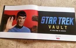 STAR TREK Vault - 40 Years from the Archives, Fabulous Book