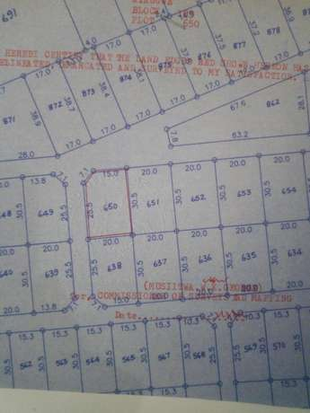 Land in Mbalala Jomayi Estate 14.7decimals at8.5M Wakiso - image 1
