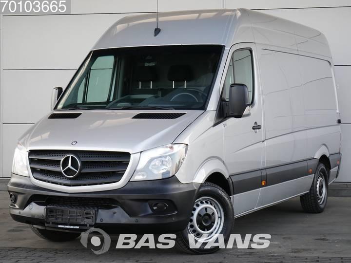 Mercedes-Benz Sprinter 316 CDI Automaat Airco Cruise PDC L2H2 11m3 Airc... - 2014