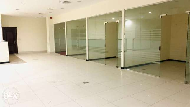 400 square meter office space for rent old airport area