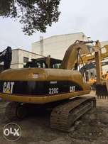 2010 CAT 320C Excavator, Construction Machinery