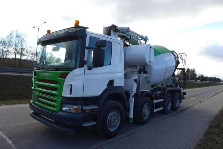 Scania 420 8x4 Cifa 28.4 m / Pumpe Mischer - 2006