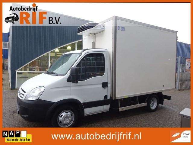 Iveco Daily 35c15/ 3.0d/ Fleischwagen/ Carrier 230v - 2007