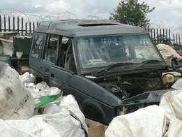 Landrover discovery 1 body parts for sale