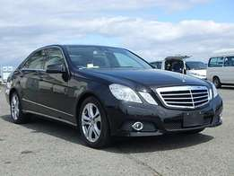 Marcedes Benz E350 brand new on sale.