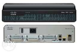 Cisco switch n router