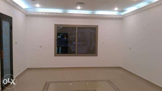 Nice ground floor with garden in nuzha.