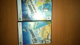 Flight simulator + flight simulator X Acceleration