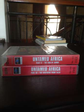Untamed Africa, wildlife box set double. Westlands - image 1