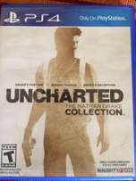 Uncharted Nathan Drake's Collection PS4 Game