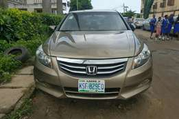 2 months registered honda accord