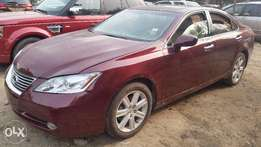 Lagos Cleared Tokunbo Lexus ES350. 2009, Very OK To Buy From GMI.