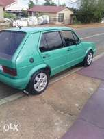 Golf 1.6 absolutely very Clean R35000