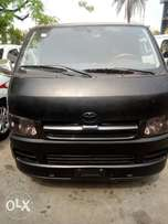 Toyota Hiace Bus ( Hummer) Tokunbo for sale