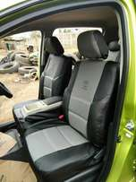 Tailor-made trendy car seat covers, payment on delivery, free fitting