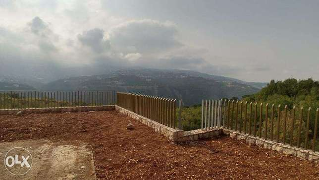 Ballouneh 250m2+280m2 garden - new panoramic view -