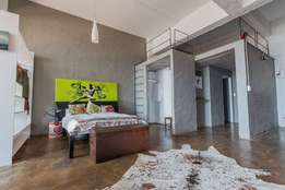and now for something new | Spacious loft apartment in Maboneng