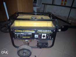 Sumec Firman Generator With Key Starter For Sale