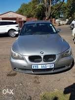 2007 Bmw 5series Automatic for sale