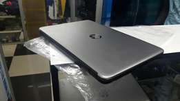 Hp 15 notebook AMD A6 with radeon graphics 4gb 500gb kes 26000