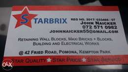 Any building job? any electrical job?
