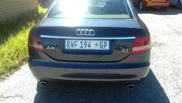Audi A6 for sell or swap