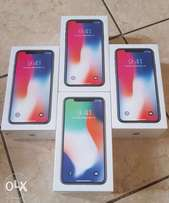 Apple iphone X 64gb brand new