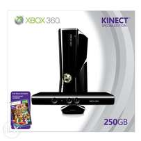 Xbox 360 250GB Console with Kinect 4.1 out of 5 stars (356)