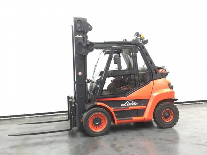 Linde H 70 T-01 - 2012