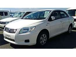 2009 Foreign Used Toyota, Axio Petrol For Sale - KSh1,150,000