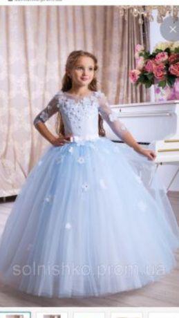 7989c0226e702e1 Очень красивое платье для девочки 6-7 лет: 1 000 грн. - Одежда для ...