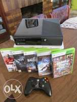 320gb Xbox 360 with 27greatest games