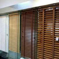 Windows blinds available in different sizes and types kindly contact m