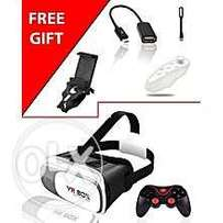Generic 6-IN-1 Package VR BOX Virtual Reality Glasses Nigeria: