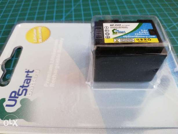 Battery for Canon Camcorder
