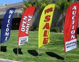 Buy teardrop flags, teardrop banners, or feather banners from Teardrop