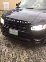 2015 Range Rover Sport Supercharged Available