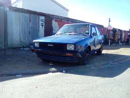 Repost Toyota boxie for sale R9000neg drive away