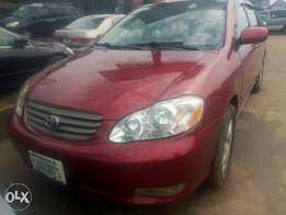 Super clean Toyota Corolla for sale