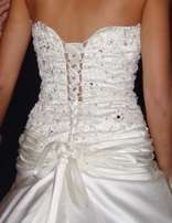 Imported Wedding dress going for a VERY good price!!